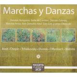 Marchas Y Danzas Toccatta Classics Vals Disco Cd
