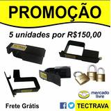 Kit 5 Travas Por R$149,00 / Frete Grátis!!!