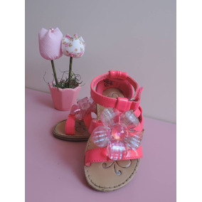 Sandália Pink Floral B13468875