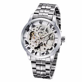 9a4fa1a93f1 Relógios Winner Esqueleto - Relógios no Mercado Livre Brasil