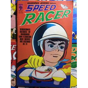 Coleção Speed Racer Ano 1977 Completa