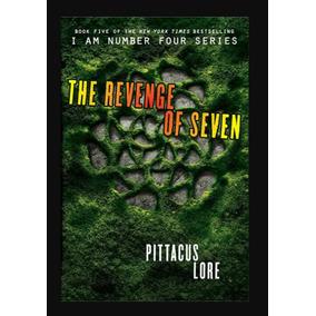The Revenge Of Seven Pittacus Lore Livro Novo Lacrado Inglês