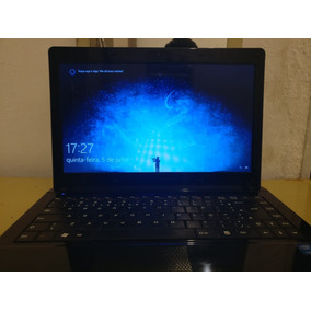 Notebook I3 4gb De Memoria Ram E 500gb De Hd Usado