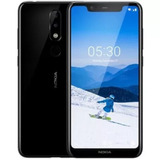 Nokia X5 4g 3gb Ram + 32gb Rom - Preto + Brinde