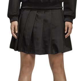 Pollera adidas Originals Moda Clrdo Skirt Mujer Ng