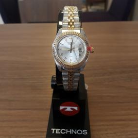 78d5306858f Technos Riviera Misto Classico Feminino - Relógios De Pulso no ...