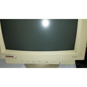 Monitor Convencional Compaq 15 Svga