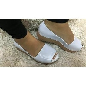 7a4ba2255 Melissa Puzzle Branca - Sapatos no Mercado Livre Brasil