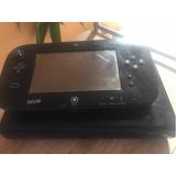 Wii U Hackeada Casi Nueva Con Todos Sus Cables