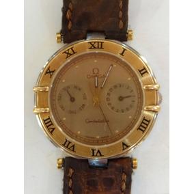 38db8ebac08 Relogio Omega Constellation Aço E Ouro - Relógios no Mercado Livre ...