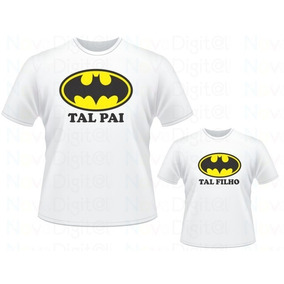 Kit.camisas Tal Pai Tal Filho.barato!