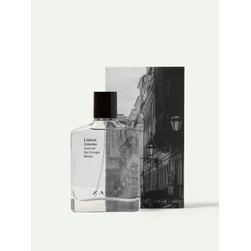 Perfume Zara Lisboa 100ml Masculino