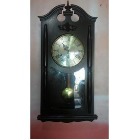 c21cfc51f18 Antigo Relogio Carrilhão Marca Emda - Relógios De Parede Antigos no ...