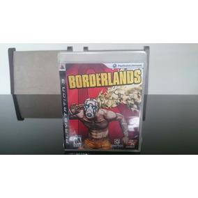 Jogo Ps3 Borderlands Original Ps3 Lacrado Fisica Promoção