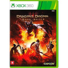 Dragons Dogma Xbox 360 Original Midia Fisica Novo Lacrado