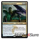 Dragonlord Silumgar M/nm Magic: El Encuentro Mtg Dragones...