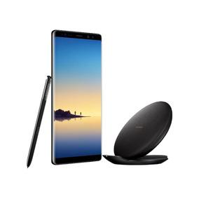 Samsung Galaxy Note 8 Liberado + Wireless Charger De Regalo