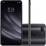 Celular Xiaomi Mi 8 Lite Mi8 64gb 4gb Lacrado Novo Capinha