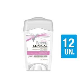 5c3ae0a403 Desodorante Rexona Clinical Women 48g - Beleza e Cuidado Pessoal no Mercado  Livre Brasil