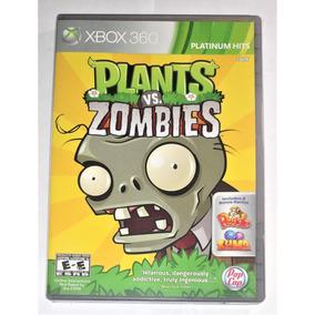 Plants Vs Zombies Original Completo Xbox 360 & One Cr $15
