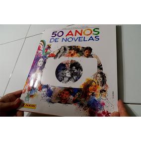 Lote 10 Figurinhas A Escolher Do Àlbum 50 Anos De Novelas