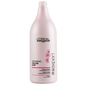 Loreal Profissional Vitamino Color Shampoo 1500ml + Brinde