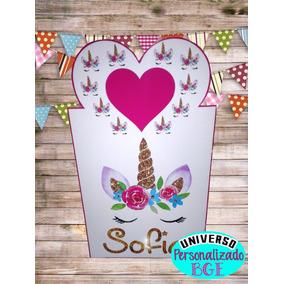 7e7c5a94a Souvenir Unicornio - Souvenirs para Cumpleaños Infantiles en Merlo ...