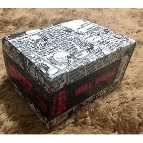 Novo Pedal Way Huge Saucy Box Overdrive P/guitarra