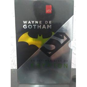 Box Wayne De Gotham E Os Últimos Dias De Krypton