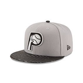 c087cab18a059 Nba Indiana Pacers Leather Rip 59fifty Gorra Ajustada