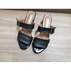 Sandalia Salto Sapato Feminino Numeros Grandes
