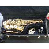 Saxofon Alto Bandfolio + Accesorios [gratis]