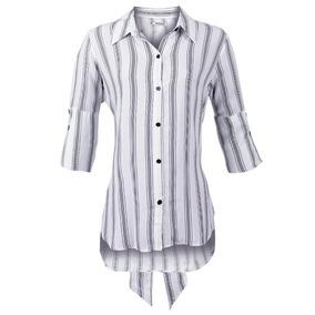 f6e289d11ae14 Camisa Blanca Mujer Oficina - Ropa y Accesorios en Mercado Libre ...