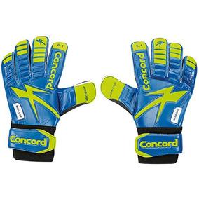 Guantes Futbol Caballero Azul Concord Sintetico 08874 Udt 328f41838a439