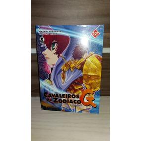 Mangá Cavaleiros Do Zodíaco G Vol. 12