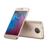 Smartphone Motorola Moto G5s Xt1797 4+32gb Lte Dourado