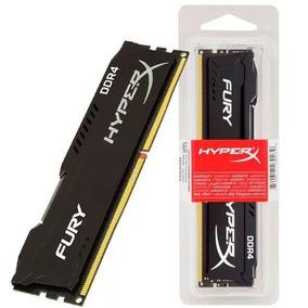 Memória Kingston Hyperx Fury Ddr4 8gb 2400mhz