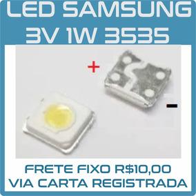 Kit 20 Led Samsung Un32f4200 Un32f5200 Un32f5500 - Linha F