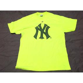 Playera Yankees Majestic Talla L