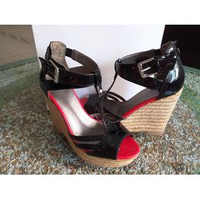 Sandalias De Plataforma Marca Guess - Zapatos en Mercado Libre Venezuela 81a313b9116f