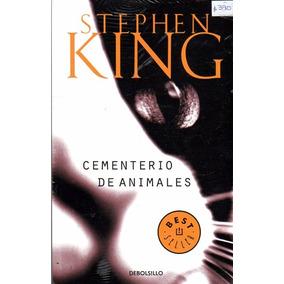 Cementerio De Animales / Stephen King