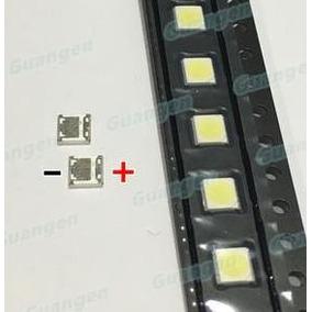 50x Led 6v 2w 3535 Invertido Tv Lg - Philips - Sharp Wooree