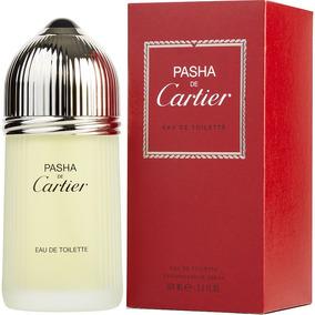 06213e339fa Perfume Cartier Pasha De Cartier Eau De Toilette 100ml - Perfumes no ...