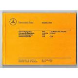 Manual Chassis E Agregados Caminhao Mercedes Benz 1991