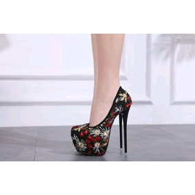 f83179184 Sapato Feminino Salto - Sapatos em Goiás no Mercado Livre Brasil