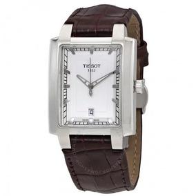 56be82b156d Relogio Masculino Retangular Prata Da - Relógios no Mercado Livre Brasil