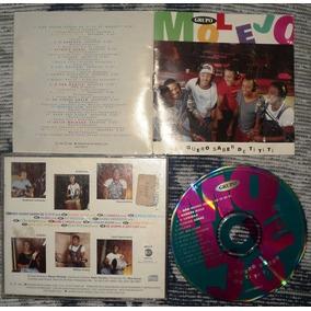 Cd Original - Grupo Molejo - Não Quero Saber De Tititi