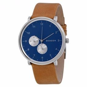 da0a6494b3c Relogio Skagen Slim Masculino - Relógios no Mercado Livre Brasil