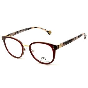 a366244bfb314 Oculos De Grau Carolina Herrera Gatinho - Óculos no Mercado Livre Brasil