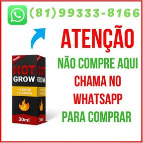 Hot Grow Original - Gel - Pronta Entrega Correios- Oficial